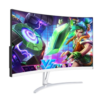 24 inch lcd monitor 144hz curved gaming monitor
