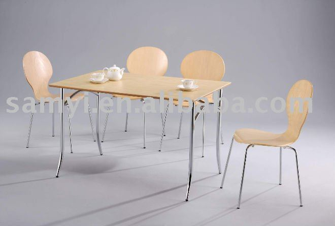 Furniture Dining Room Table and chairs