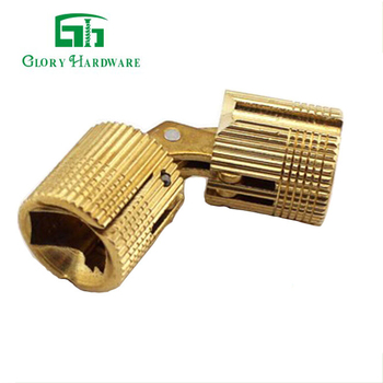 2018 High Quality Branded round brass barrel hinge 8mm