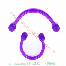 2017 gym popular Resistance Band silicone Pull Rope