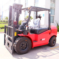 Small 5 ton Diesel Powered Forklift sale SF50X