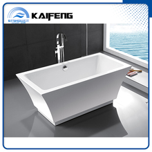 GT Shower Onyx Free Standing Bathtub Freestanding