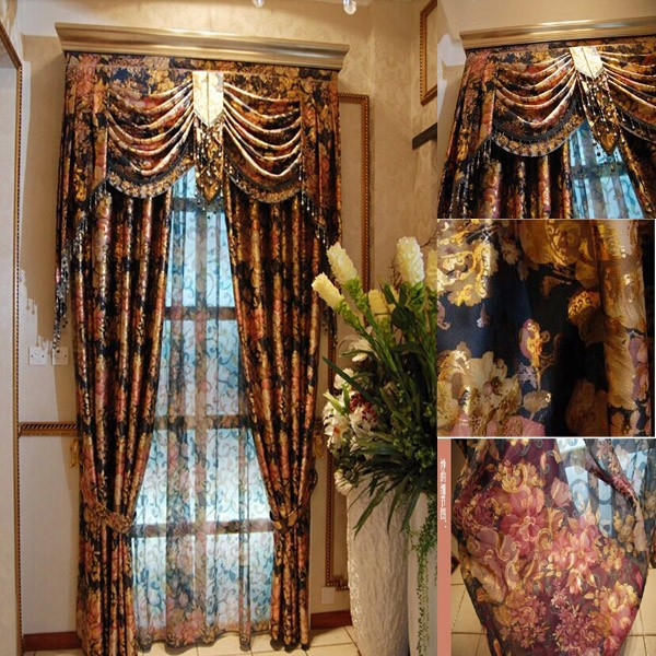2014 China Fashion Design Finished Kitchen Beaded Curtain