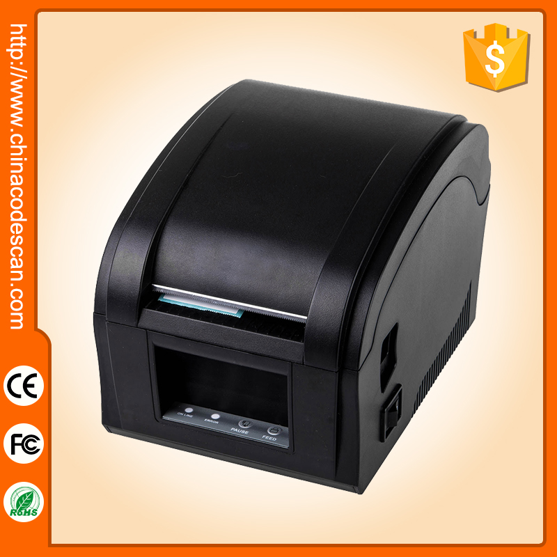 NT-360B 80mm USB port Thermal Barcode Label Printer