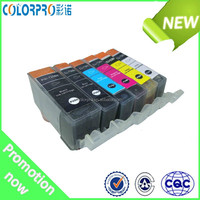 New compatible ink cartridge for canon ix6560