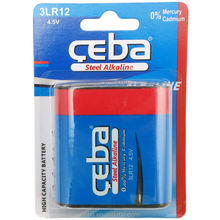 CEBA alkaline battery primary battery 3LR12 1.5v Alkaline battery
