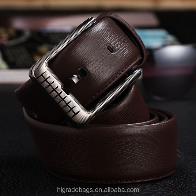 Various Types And Styles of man fashionable belt