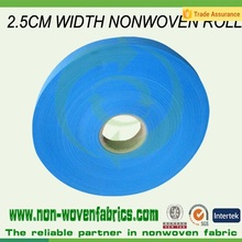 Short width and small roll nonwoven pp spunbond non-woven fabric rolls/nonwoven factory