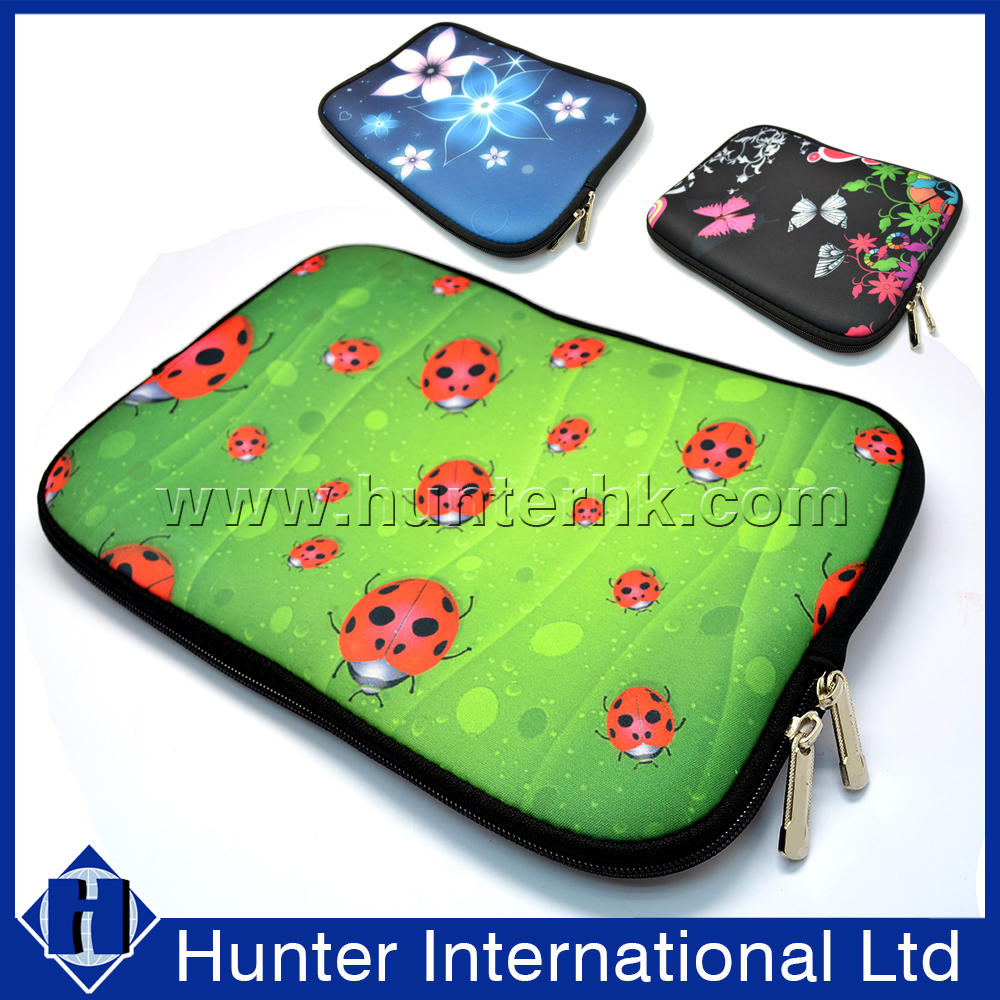 On Sale Printable For Tablet Neoprene Sleeve Bag