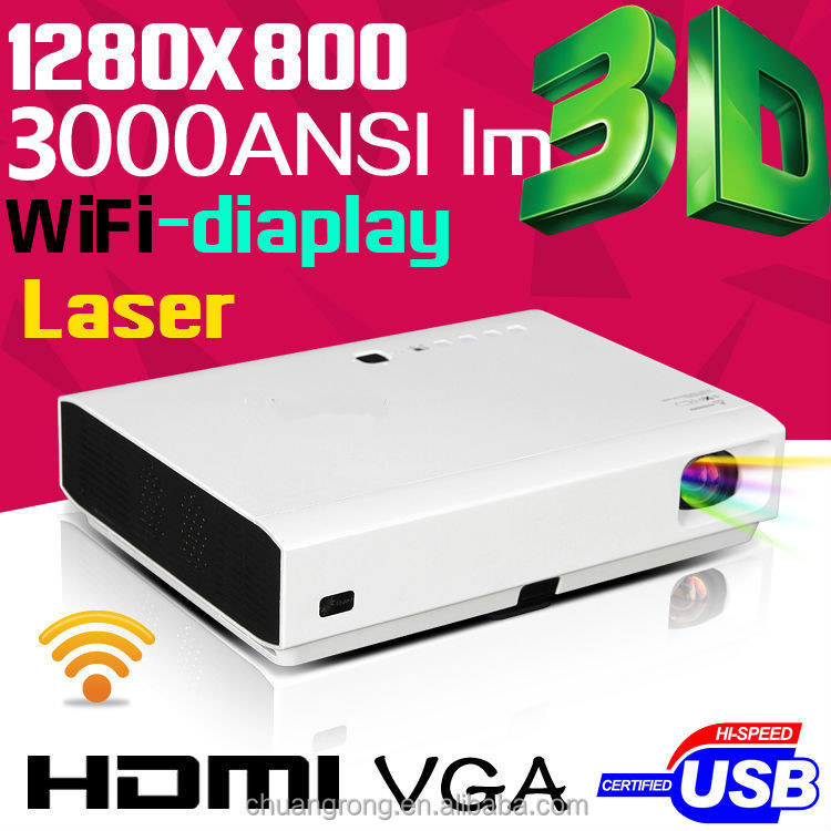 Perfect Color 300inch 3000ANSI 100,000:1 3LCD Hid Rear Digital Video Lamp 1080p HD Laser <strong>Projector</strong> For Home&Classroom DLP beamer