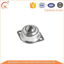 bearing transfer unit/roller ball caster with stainless ball,conveyor table skate wheel ball transfer