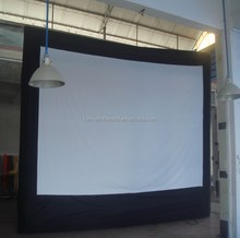 2015 Giant inflatable square screen for sale,cheap inflatable screen for movie watch