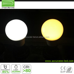 China manufacturer Foco Bombillo LED de Luz Blanca Natural 6000K 630lm 7W E27 home lighting
