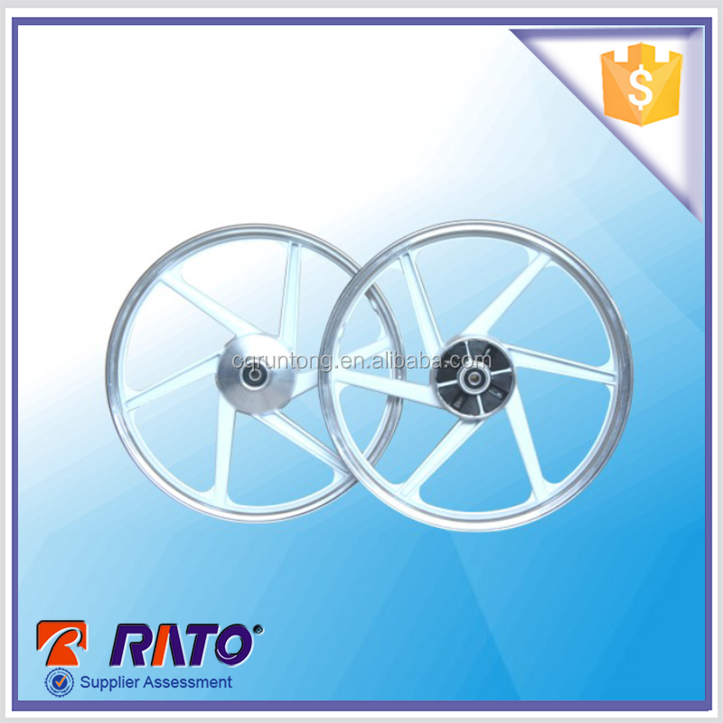 motorcycl rear wheels motorcycle size 1.6*17 for universal