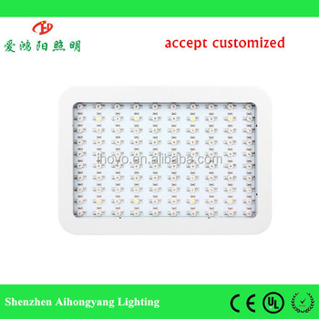 2016 led grow lights best seller full spectrum 300 w led grow light