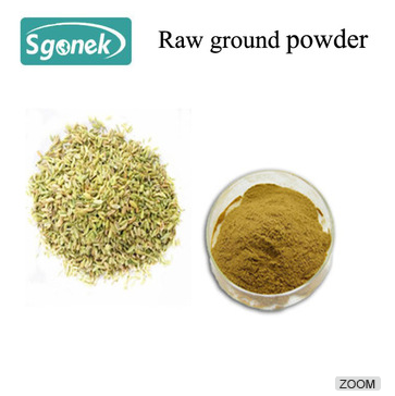 2018 new product Raw ground powder with best and low price