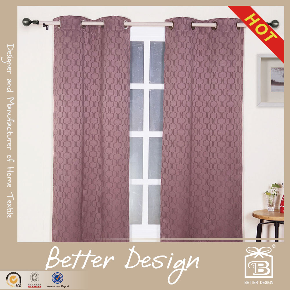 2PC JACQUARD SOFTEXTILE CURTAIN WINDOW AND TYPES OF CURTAIN FABRIC FOR SLIDING WINDOW