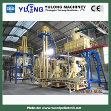 Sugar Cane or Wood Sawdust Pellet Making Machine Complete Production Line with Low Price and after-sale service