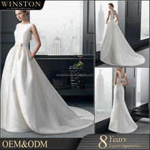 Best Selling royal/cathedral train wedding dresses