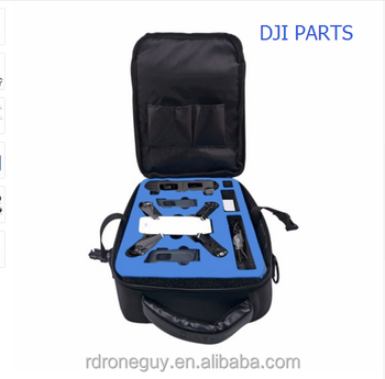 In stock mini DJI drones Spark fly combo Hard Shell Portable drone Accessories box