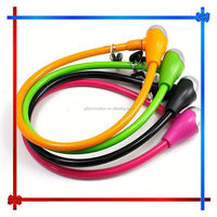MW133 mix color bicycle steering wheel lock
