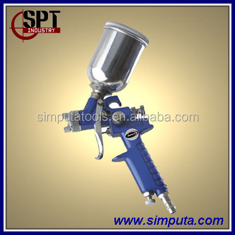 HVLP Air Spray Gun (H-2000G1)