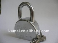High quality Solid small stainless steel padlock,Low price secure pad lock