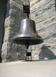 50 inches western Brass church bells