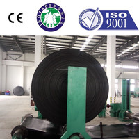 Flame /fire steel cord Rubber Conveyor Belt