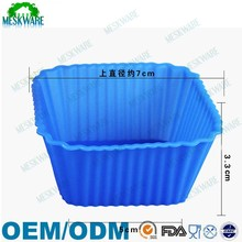 2015 Hot selling good item square cupcake liners/ muffin cakecups/ bakeware cups