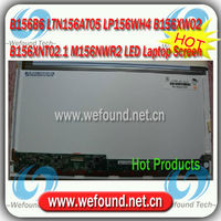 B156B6 LTN156AT05 LP156WH4 B156XW02 B156XNT02.1 M156NWR2 LED Laptop Screen
