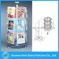 Revolving Metal Counter Top Greeting Card Display Rack with Sign Holder ON SALE