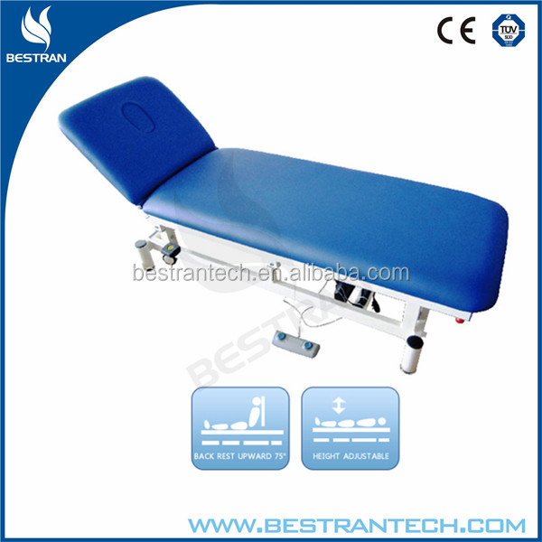 BT-EA013 Hospital Patient Bed Electric Gynecology Exam Table Manufacturer