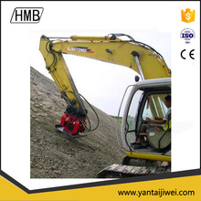 HANMEN brand HMB400 excavator hydraulic plate compactor for 4-10tons carrier