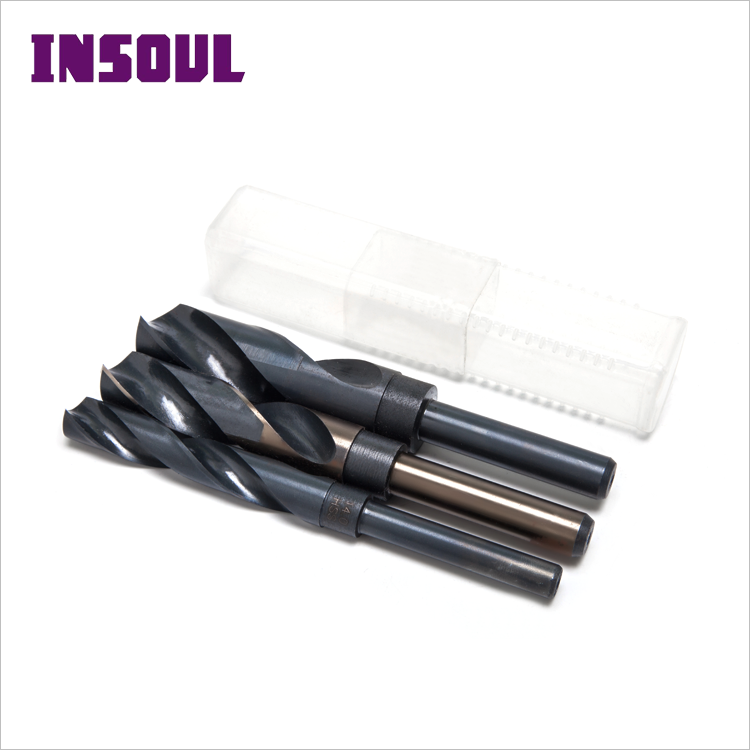 13-40mm 1//2 Reduced Shank HSS Twist Drill Bit Select size
