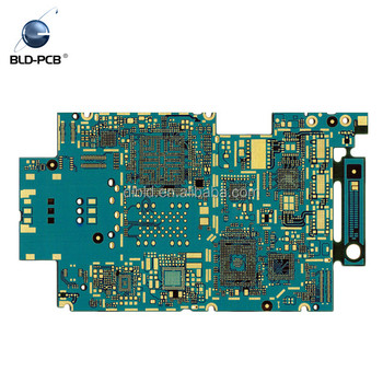 smt 1 oz copper thickness 1 layer pcb board
