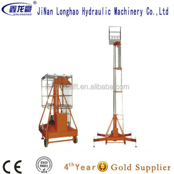 telescopic cylinder lifter /Aerial work platform/hydraulic lift table