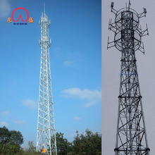 Stainless steel design gsm tube cwb cn lattice towers