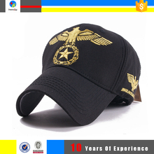 alibaba wholesale custom fashion baseball caps with eagle
