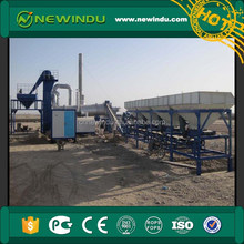 China TIETUO 8tph Mobile Asphalt Mixing Plant price SLB-8
