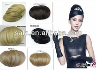 Wholesale Synthetic Hair Bun Cheap Toupees Wigs Hair Chignon Hair Piece Bun Woman Fashion High Quality