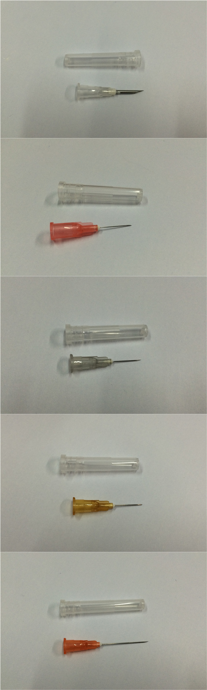 Stainless steel Bulk Needle Accessories for Syringe