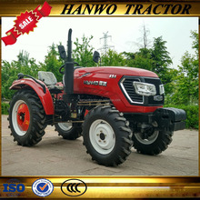 BAILI famous brand 45hp 2wd swamp tractor