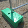 Durable Temporary Fence Feet Base