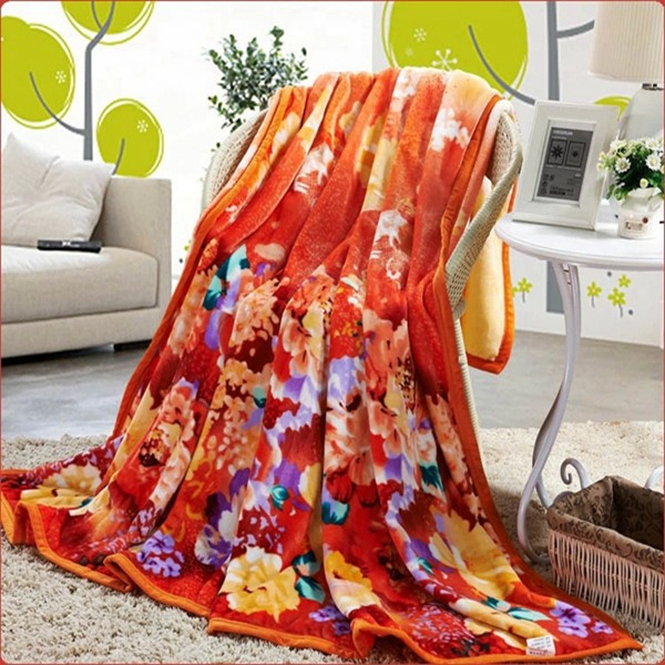 2015 most popular flannel blankets china portable knitting machine