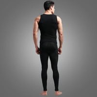 New Mens COMPRESSION Base Layer Pants or Short tight under skin sports gear K80B