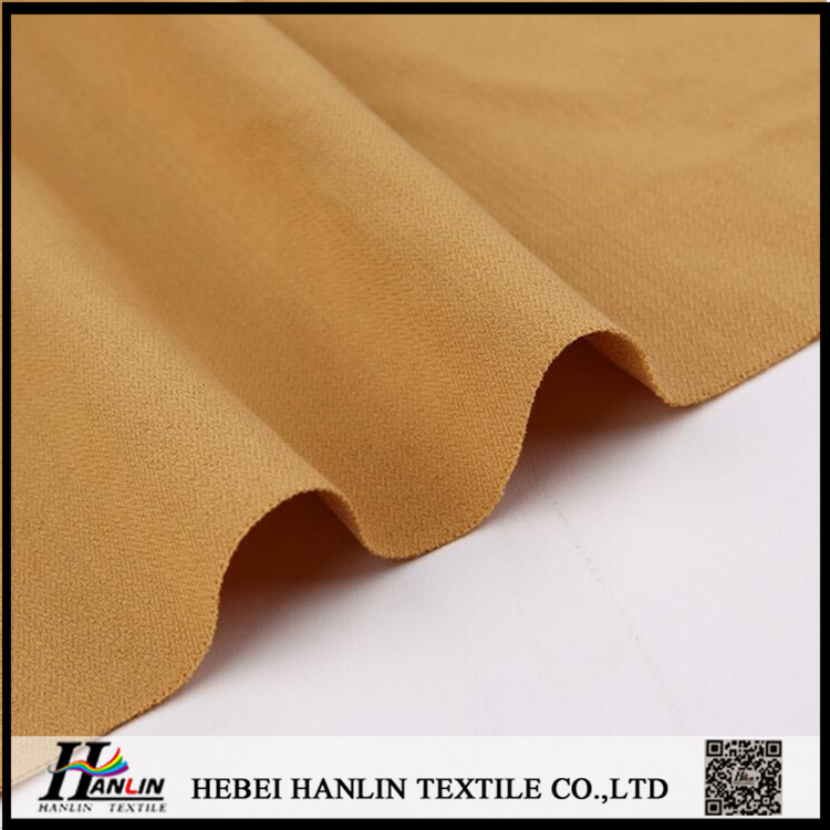 SGS certificate Cotton Spandex Fabric with 4way for twill pants