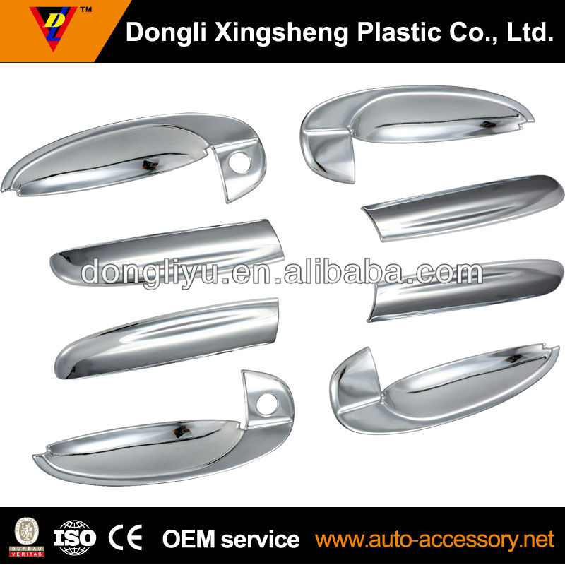 chrome door sill 2006-2009 up spare auto parts chevrolet aveo accessories