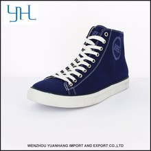 New Style Custom Made Vulcanized Canvas Shoes