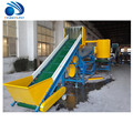 200-380kg/h small scale plastic recycling plant for Export